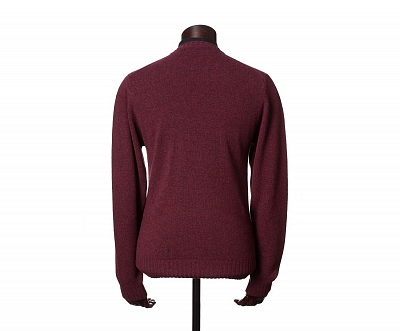Картинка John Crew Neck Jumper Burgundy