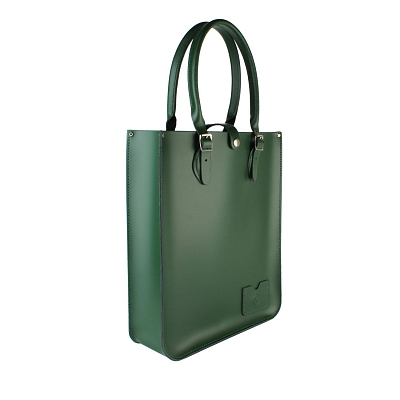 Картинка Large Tote Bag Racing Green
