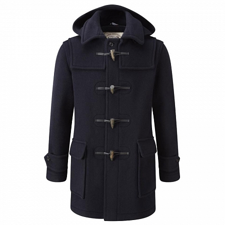 Пальто-дафлкот Original Montgomery London Navy