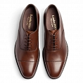 Loake Aldwych Dark Brown