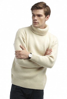 Картинка Mens Submariners Sweater Ecru