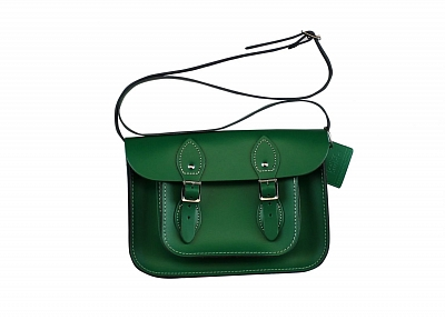 Картинка 11-inch Classic Satchel Sherwood Green