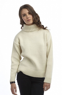 Картинка Womens Submarlners Sweater Ecru