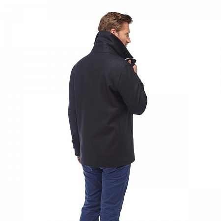 Пальто-бушлат Original Montgomery Lined Pea Coat Navy