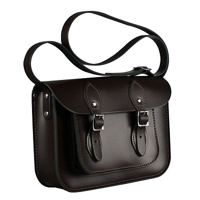 Картинка 11-inch Classic Satchel Milk Chocolate