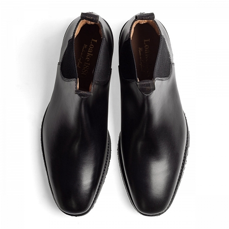 Loake Chatsworth Black
