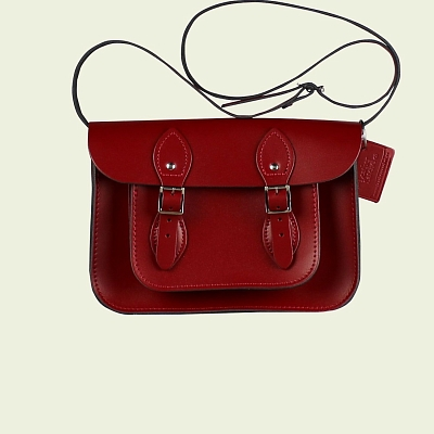 Картинка 11-inch Classic Satchel Pillarbox Red
