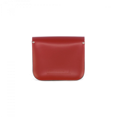 Картинка Mini Satchel Pillarbox Red