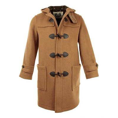 Картинка Пальто-дафлкот British Duffle Long Duffle Coat Camel