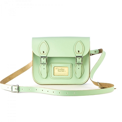 Картинка Mini Satchel Sugared Lime
