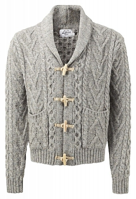Картинка Mens Toggle Cardigan Mist